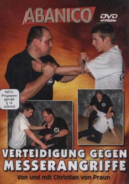 DVD Verteidigung gegen Messerangriffe