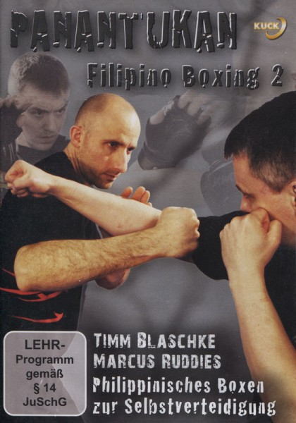 DVD Panantukan Filipino Boxing Vol. 2