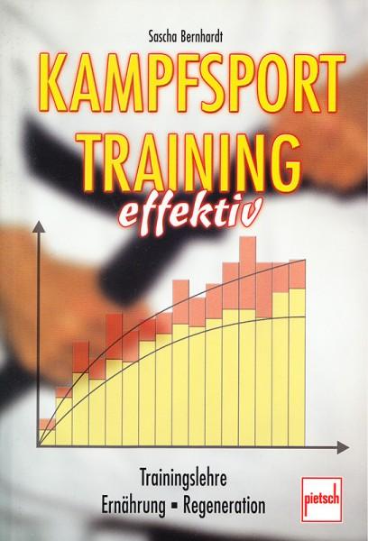 Sascha Bernhardt: Kampfsporttraining effektiv