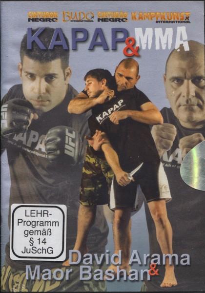 DVD Kapap & MMA
