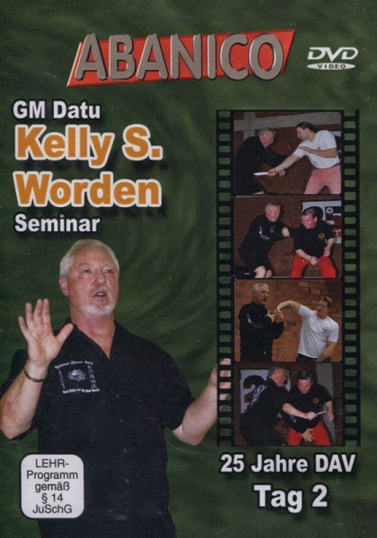DVD Kelly Worden Seminar Vol. 2
