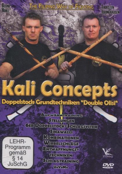"""Kali Concepts - Doppelstock Grundtechniken """"Double Olisi"""""""