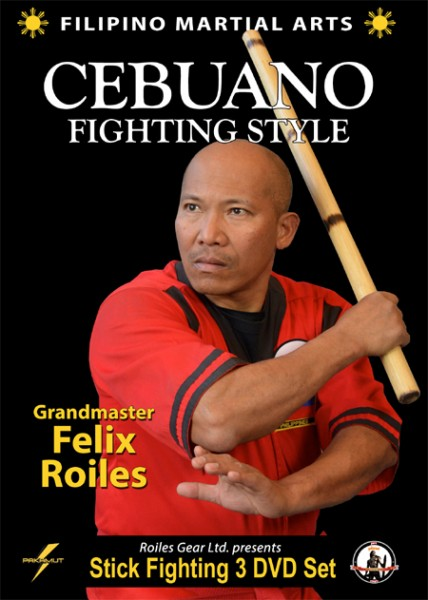 DVD-Set Cebuano Fighting Style mit Felix Roiles