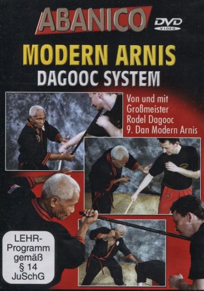 DVD Modern Arnis - Dagooc System