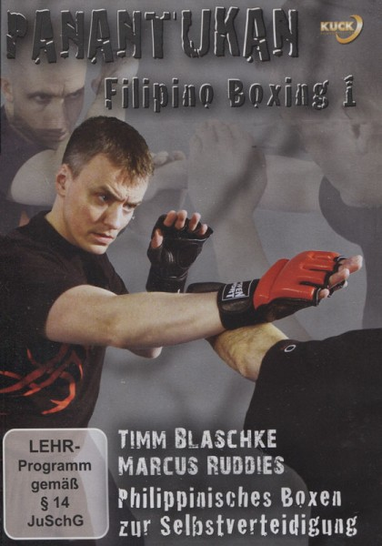 DVD Panantukan Filipino Boxing Vol. 1