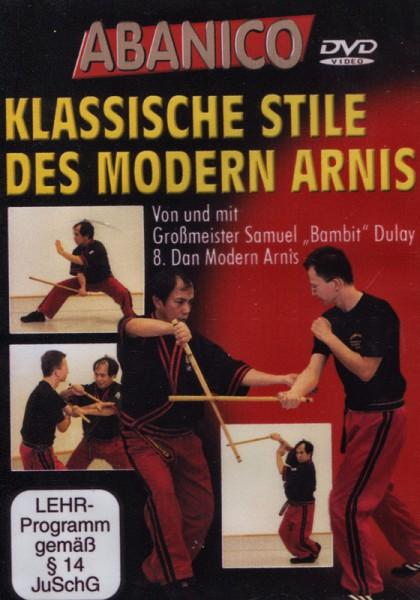 DVD Klassische Stile des Modern Arnis