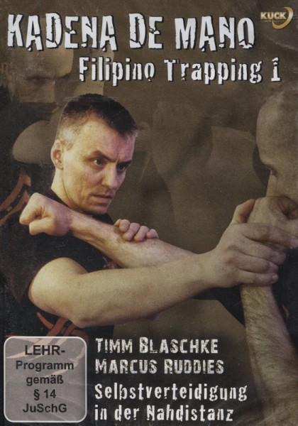DVD Kadena de Mano Filipino Trapping Vol. 1