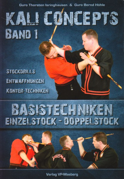Thorsten Isringhausen & Bernd Höhle: Kali Concepts Band 1