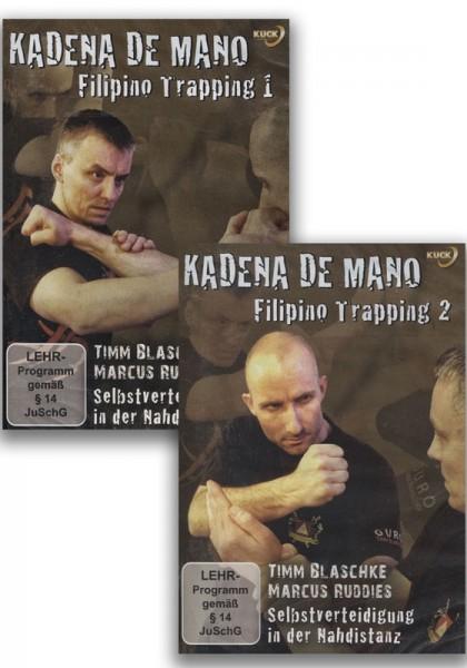 DVD Kadena de Mano