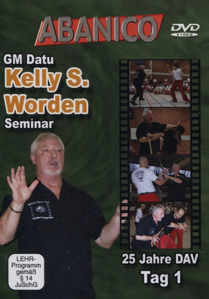 DVD Kelly Worden Seminar Vol. 1