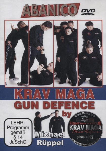 DVD Krav Maga Gun Defense